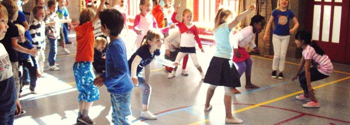 Dansen op de Basisschool
