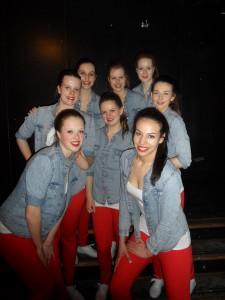 Wedstrijd dansen @ Jazz-Dance Silvia v.a. 15 jaar
