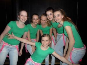 Wedstrijd dansen @ Jazz-Dance Silvia  t/m 12 jaar.